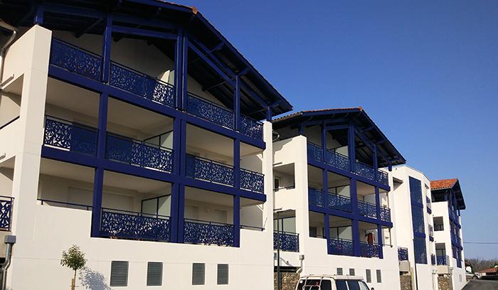 Image des logements Loraldi à Ciboure