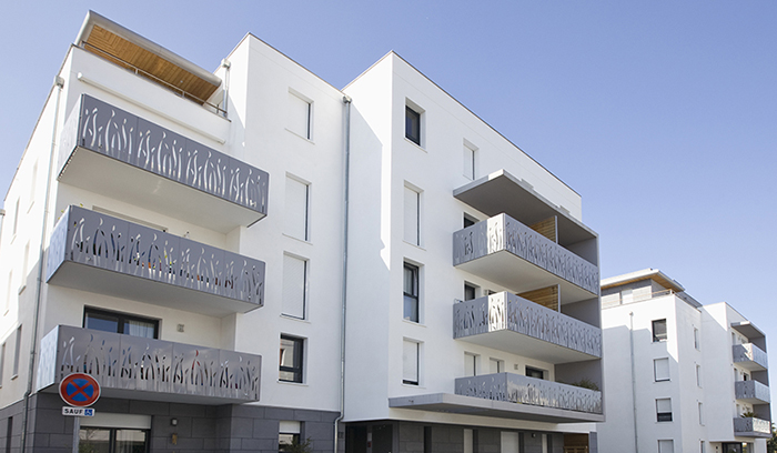 Image des logements Abaritz à Anglet