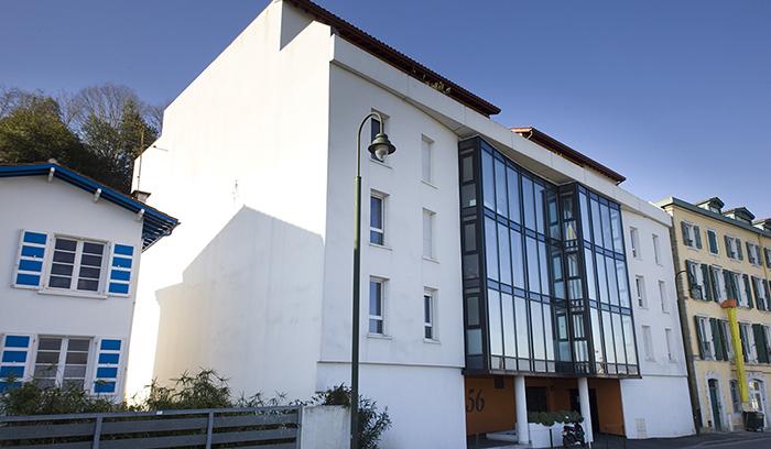 Image des logements à Bayonne